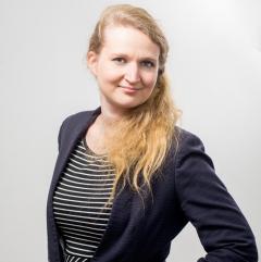 Sanna Kinnunen, psykologi & tietojärjestelmätieteen ekonomi